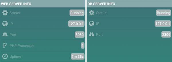 Palapa Web Server - Lighttpd + PHP + MySQL + MSMTP for